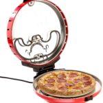 Pizzamaker mit Timer und Steinplatte