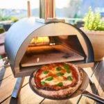 Pizzaofen Gas Hybrid Pizzaofen IBRIDO